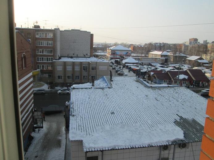 Уборка крыши от снега сургут